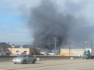 Leetsdale Fire