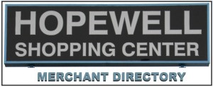 Hopewell Shopping Center banner april 2016